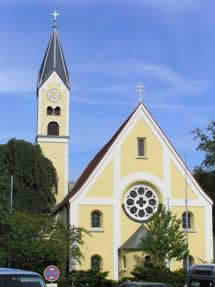 Alte Pfarrkirche: St. Peter und Paul 